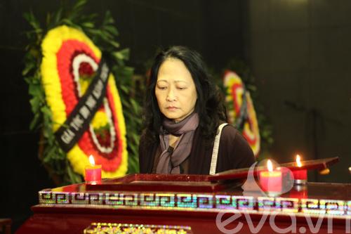 Đám tang nghệ sĩ Văn Hiệp đẫm nước mắt - 4