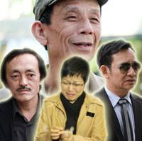 Đám tang nghệ sĩ Văn Hiệp đẫm nước mắt
