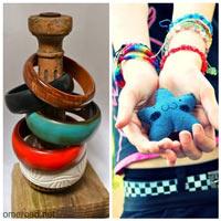 Cuộc phiêu lưu lịch sử của chiếc vòng đeo tay