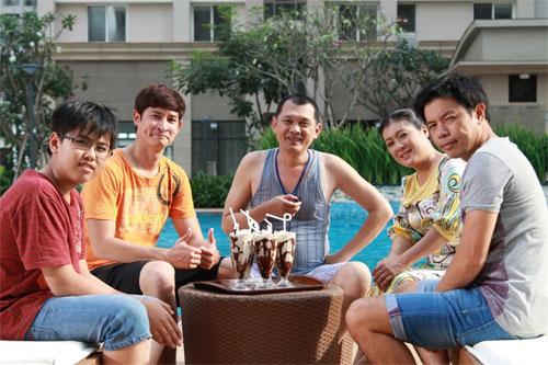 huong giang idol nong bong tren bai bien - 11