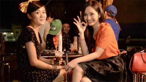 huong giang idol nong bong tren bai bien - 13