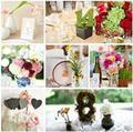 Thời trang - Sắc màu hoa cưới 2013
