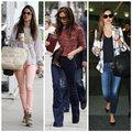 Thời trang - Bắt nhịp xu hướng quần jean 'hot' cùng Sao