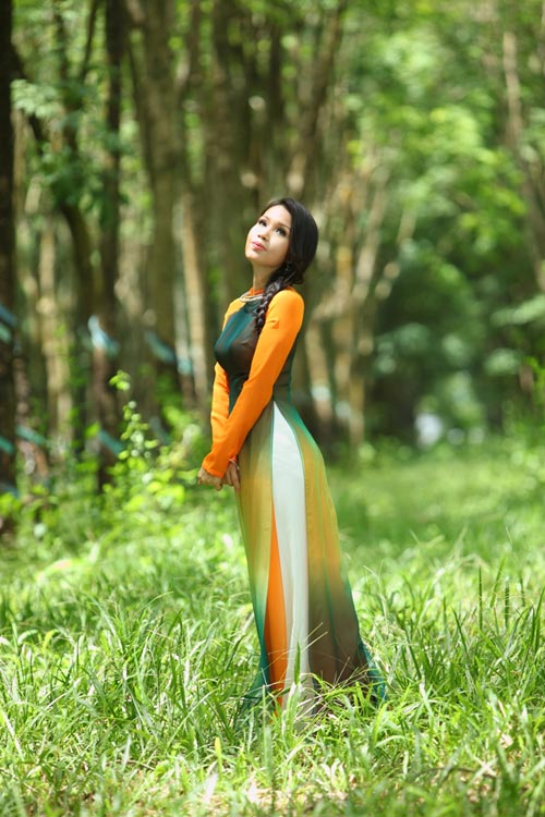 cam ly thuot tha ao dai dao rung cao su - 3
