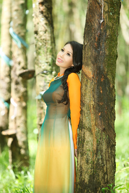 cam ly thuot tha ao dai dao rung cao su - 5