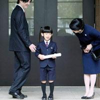 Hoàng gia Nhật dạy con thế nào?