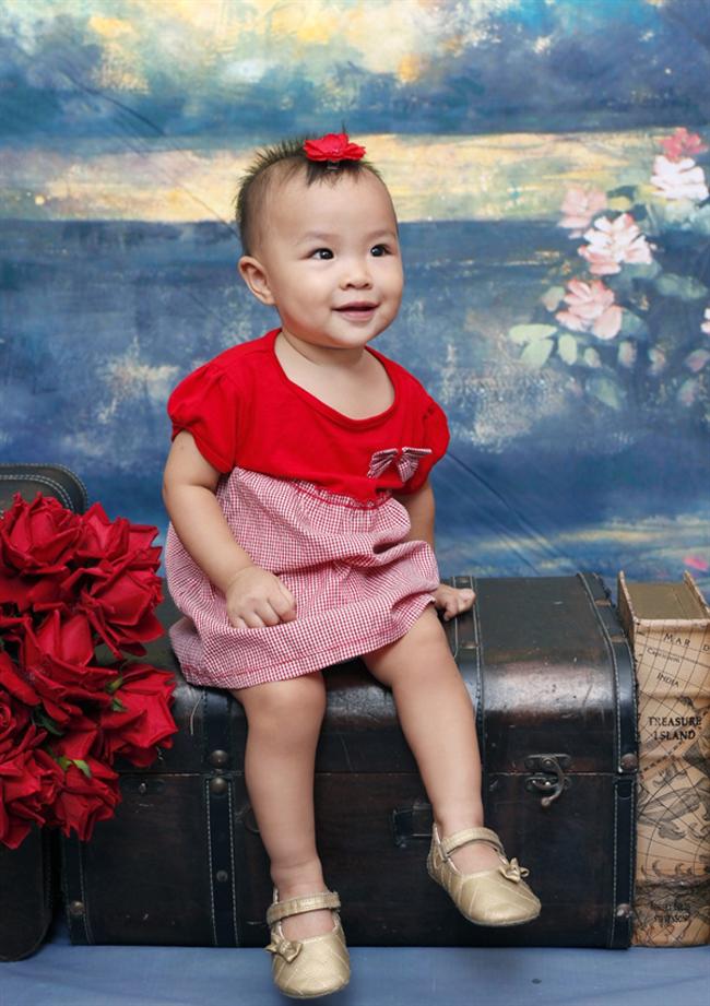 Đây là cô công chúa nhỏ Tuti dễ thương của cả nhà.
