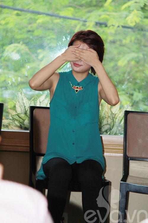 """tieu chau nhu quynh vi fan """"quay"""" het minh - 7"""