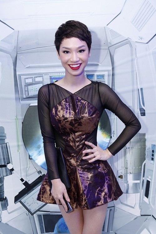 tra my idol bat ngo nu tinh, sexy - 3