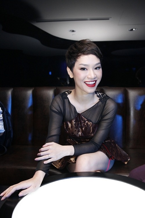 tra my idol bat ngo nu tinh, sexy - 4