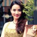 Soi túi Dior 100 triệu của Trang Nhung