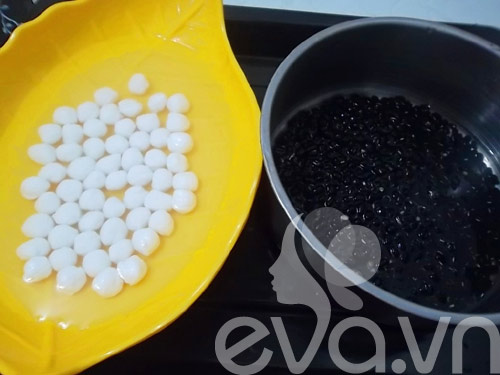 Chè hạt sen đỗ đen giải nhiệt mùa hè - 2
