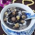 Bếp Eva - Chè hạt sen đỗ đen giải nhiệt mùa hè