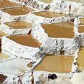 Đi đâu - Xem gì - Ruộng muối thời tiền Inca đẹp như tranh ghép kính