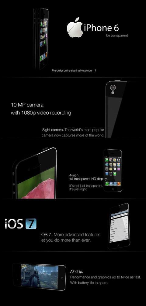 iphone 6 voi man hinh trong suot va chip xu ly a7 - 3