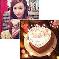 Làng sao - Midu tặng quà sinh nhật lãng mạn cho bạn trai