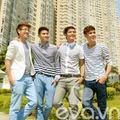 Làng sao - V.Music tung album hát về thành phố