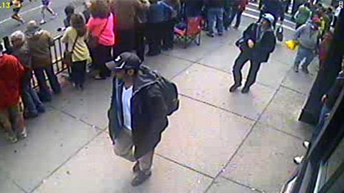fbi cong bo anh nghi pham danh bom o boston - 1