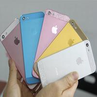 Bộ vỏ iPhone 5 cá tính ở Việt Nam