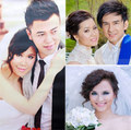 Làng sao - Đám cưới sao: Truyền thông không kịp trở tay