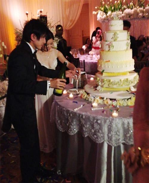 """""""Đột nhập"""" đám cưới hoành tráng của Đan Trường-8"""