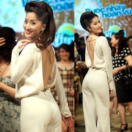 bnhv 2013: khanh thy 'lot xac' ngoan muc - 5