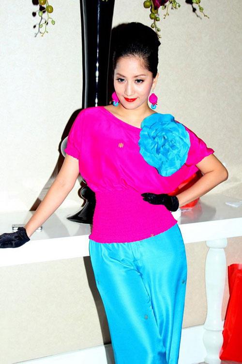 bnhv 2013: khanh thy 'lot xac' ngoan muc - 3
