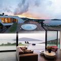 Nhà đẹp - Biệt thự siêu đẹp ngắm biển mê ly