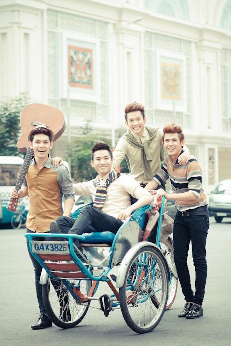 hot girl quynh chi ket hop voi v.music - 3