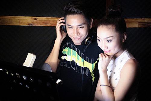hot girl quynh chi ket hop voi v.music - 10