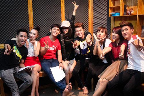 hot girl quynh chi ket hop voi v.music - 12