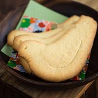 Bánh quy bơ ngộ nghĩnh hình bồ câu