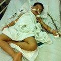 Tin tức - Xót lòng gia cảnh bé 6 tuổi bị bố dùng dao cắt cổ