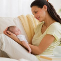 Bà bầu - Có nên nằm than sau sinh?