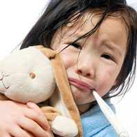 Giải cảm cho trẻ không cần thuốc