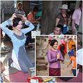 Làng sao - Lý Nhã Kỳ bị nhầm là Đại sứ du lịch Campuchia