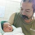 Làng sao - ĐD Lê Hùng có con ở tuổi 62