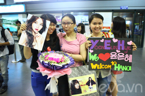 yoon eun hye than thien do fan viet bi nga - 2