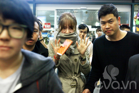yoon eun hye than thien do fan viet bi nga - 7