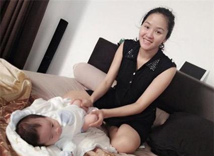 phan thi ly khoe con trai dang yeu - 3