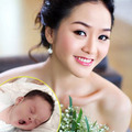 Làm mẹ - Phan Thị Lý khoe con trai đáng yêu
