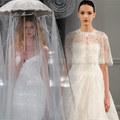 Thời trang - Ngẩn ngơ ngắm váy cưới 2014 đầy lãng mạn