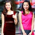 Thời trang - Eva Đẹp: Nữ doanh nhân khoe đẳng cấp sang trọng