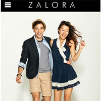ZALORA - Thời trang trong tầm tay
