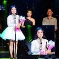 Làng sao - Hương Tràm bật khóc nhận giải nghệ sỹ mới