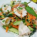 Bếp Eva - Gỏi mực kiểu Thái ngon phải biết!