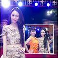 Làng sao - Trương Hồ Phương Nga xinh đẹp bên Lưu Thiên Hương