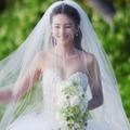 Làng sao - Lộ ảnh cưới xinh như mộng của Trương Vũ Ỷ