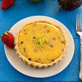 Bếp Eva - Bánh tart chanh leo thơm ngon