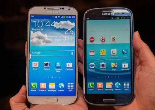 iphone 5 do man hinh cung galaxy s4 - 2